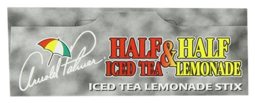 AriZona Arnold Palmer Half Lemonade Half Iced Tea Stix, 10 Count Per Box (Pack of 6), Low Calorie Single Serving Drink Powder Packets, Just Add Water for a Deliciously Refreshing Iced Tea Beverage by Arizona (Image #6)