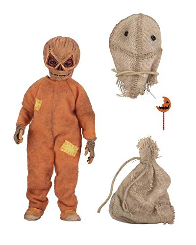 (NECA Trick r Treat Sam 8 Inch Retro)