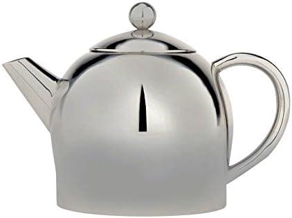 TEA-PS1 Cuisinox Double Walled Teapot 1-Liter Cuisinox Import