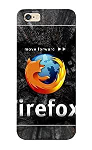 4b115803607 PC Phone Case With Fashionable Look for iphone 6 4.7 - Computers Firefox Mozilla Case For Christmas Day's Gift