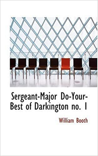 Sergeant-Major Do-Your-Best of Darkington no. 1