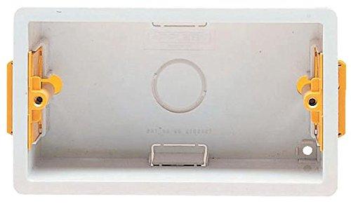 Appleby 2 GANG 47MM DRY LINING BOX - EA SFSB631 BPSPL11781-SFSB631