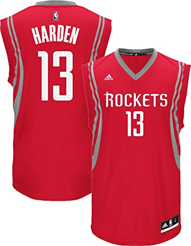 James Harden Houston Rockets #13 Toddler Red Road Replica Jersey (Toddler 2T)