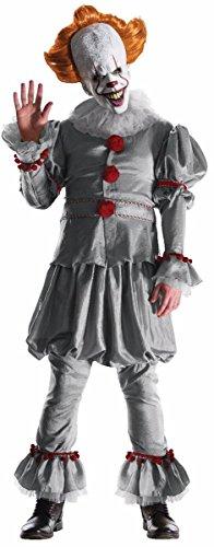 Grand Heritage Pennywise Movie Adult Costume Standard