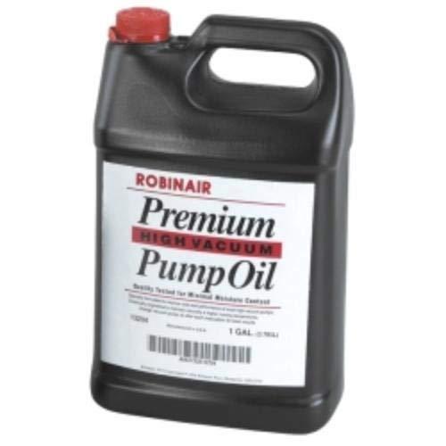 Robinair 13204 Premium High Vacuum Pump Oil - 1 Gallon