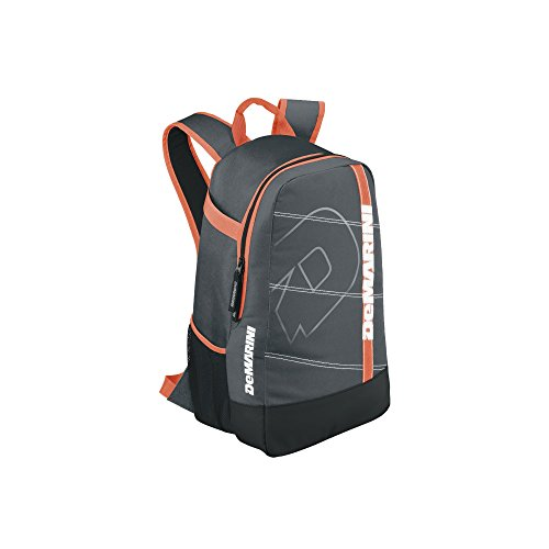 DeMarini Uprising Backpack, Charcoal/Orange
