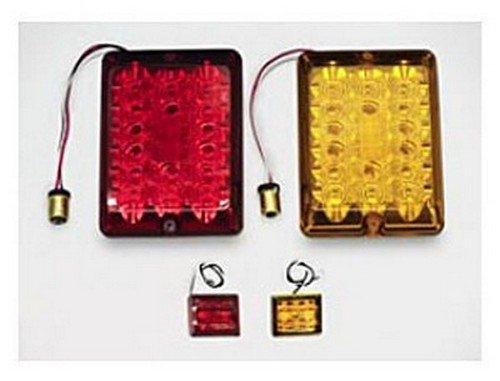 Reese RV Trailer Camper Led Wrap-Around Clearance Light Module Red 47-86-410