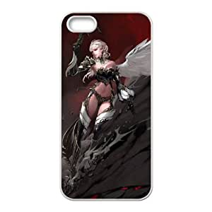 fantasy girl 57 iPhone 5 5s Cell Phone Case White xlb2-209252