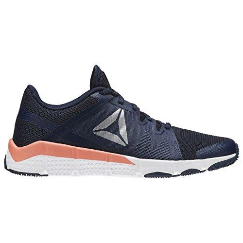 Reebok Women's Bd4921 Fitness Shoes Blue (Collg Navy / Wht / Stellar Pink / Met Silver / G 000) wCsNtKXx