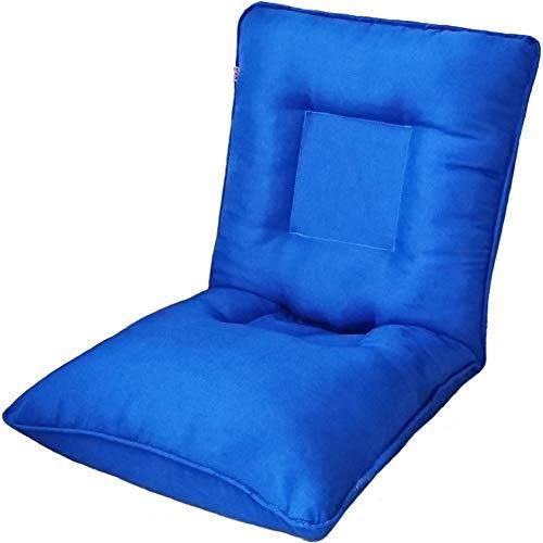 LJFYXZ Sillón Reclinable Individual Plegable Pequeño sofá Ajuste de 5 velocidades Fácil de Quitar y Lavar habitación...