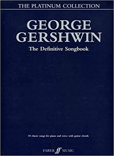 Amazon George Gershwin Platinum Collection Pianovocalchords