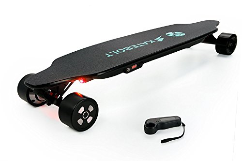 SKATEBOLT-Electric-SkateboardMax-Range-155-MilesTop-Speed-248-MPHDual-Motor-1000W9-Layers-Maple-with-Remote-Control-2nd-generation