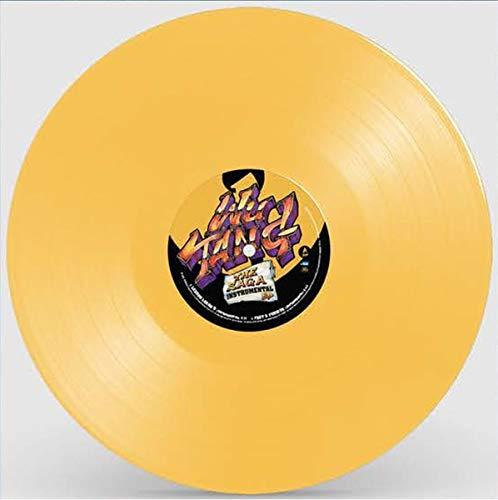"The Saga Instrumental (Yellow Vinyl) [12"" VINYL]"