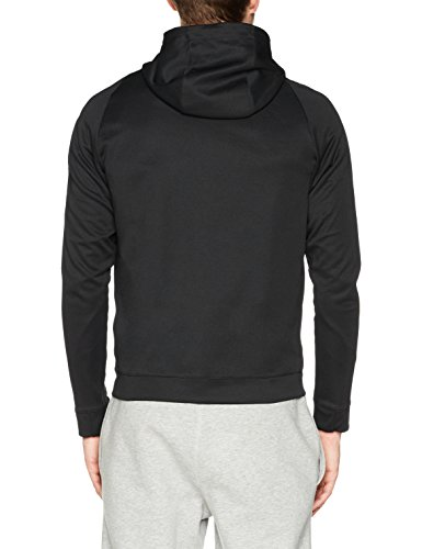 Nike M NSW Hoodie FZ FLC Club - Sudadera para hombre Black/White/White