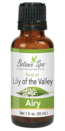Botanic Spa Lily of the Valley Floral Oil,1 fl oz