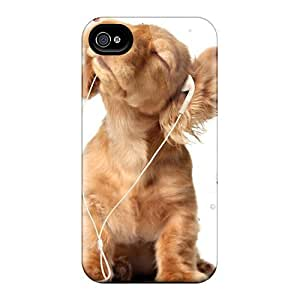 Anti-scratch And Shatterproof Music Is All My Life La Musique Est Toute Ma Vie Phone Cases For Iphone 6/ High Quality Cases