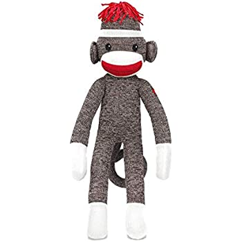 Amazoncom Schylling Sock Monkey Toys Games