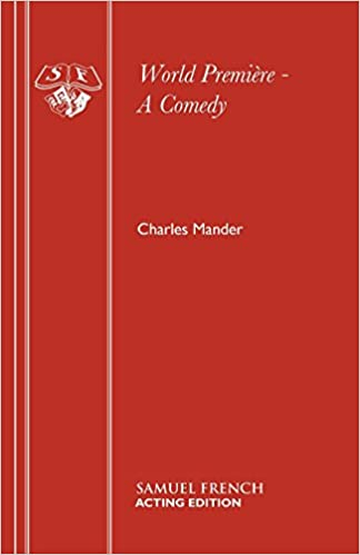 Book World Première - A Comedy (Acting Edition)