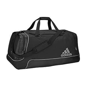 ADIDAS Bolsa de deporte con compartimentos para zapatos tamaño L negro 70x32x32cm, 71,6l