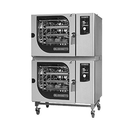 - Blodgett BLCM-62-62E Combi Oven Steamer Electric boilerless BLCM-62E stacked on
