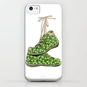 Society6 - Floral Shoes iPhone & iPod Case by Yuliya by icecream design