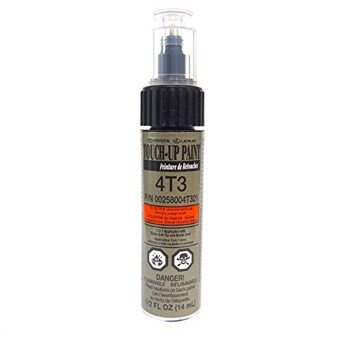 Genuine Toyota 00258-004T3-21 Pyrite Mica Touch-Up Paint Pen (.50 fl oz, 13 ml)