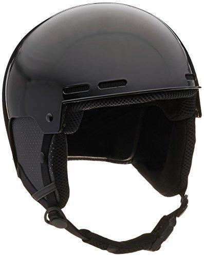 Gloss Black Ski Snowboard Helmet - 6