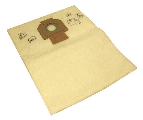 Bag, 6 In., Cloth, Non-reusable, PK5 by Nilfisk