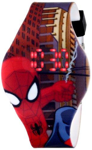marvel-ultimate-spider-man-kids-spd1432-digital-display-analog-quartz-brown-watch