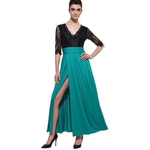 Pleated Woven Silk Dress - 5