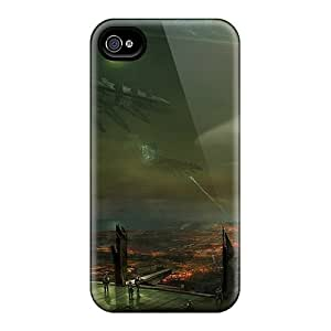 Rugged Skin Cases Covers For Iphone 6- Eco-friendly Packaging(killzone)
