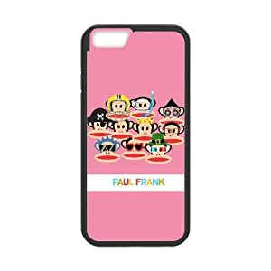 Monkey Paul Frank For iPhone 6 Plus Screen 5.5 Inch Csae protection Case DHQ637368