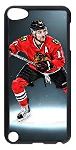 Personalized Protective For Ipod Touch 4 Case CoverNHL Chicago Blackhawks #10 Patrick Sharp