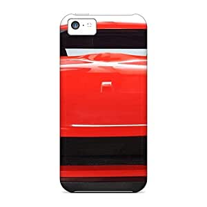 New Style MeSusges Hard Case Cover For Iphone 5c- Front Car