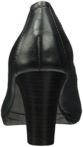 Jana22405 - Zapatos de Tacón Mujer Gris (Graphite 206)