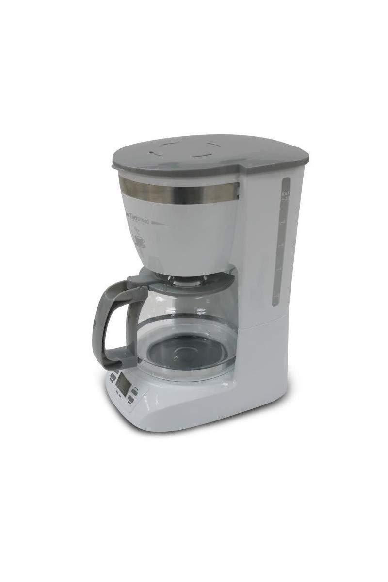 Techwood tca-991 cafetera eléctrico programable: Amazon.es ...
