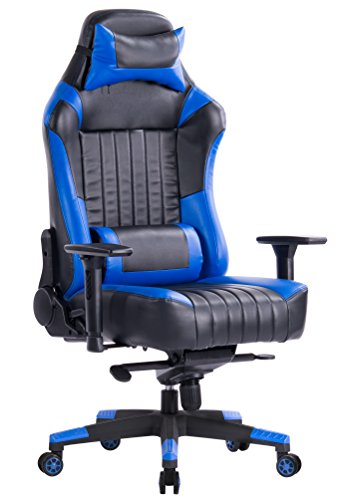 KILLABEE Ergonomic Racing Gaming Chair - Big and Tall 440lb