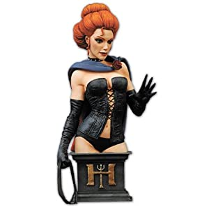 Marvel Universe: Show Exclusive Jean Grey as Black Queen Bust