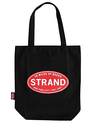 (Strand Tote Bag: Classic Black)