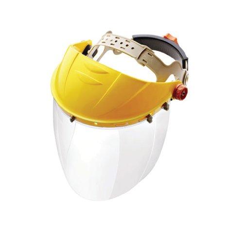 Gateway Safety Venom Visor And Faceshield Combo