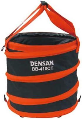 デンサン びっくりバケツ (キャスター付) Φ410mm BB-410CT