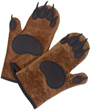 Williams Cooking Bear Oven Mitts