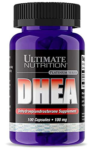 Ultimate Nutrition DHEA Capsules Pack