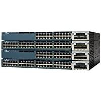 Cisco WS-C3560X-24P-S Catalyst 3560X 24 Port PoE LAN