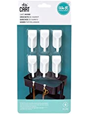 We R Memory Keepers 0633356618522 Accessories A la Cart Hooks (6 Piece), Multi