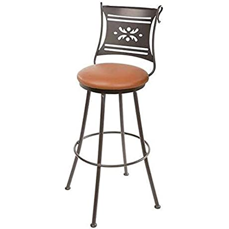 Bistro Barstool 25 In Prem Faux Leather In Everglade Sand 205000 OG 69167 O 276941 OG 142864 O 759953