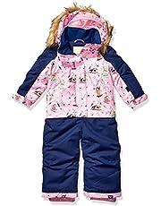 Roxy SNOW Girls' Little Paradise Jumpsuit