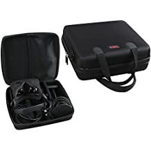 Hard EVA Travel Case for Oculus Rift VR - Virtual Reality Headset by Hermitshell