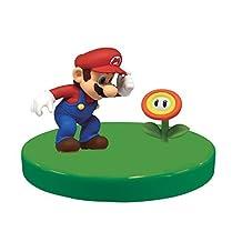 3-D Super Mario Collection Vol.1 Figure~Mario & Fire Flower~26mm