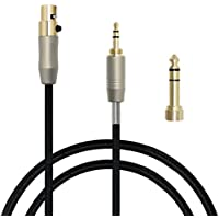 MiCity Replacement Upgrade Cable Audio Extension Cord Wire For AKG Q701 K702 K271S K271 K141 K171 K181 MKII K240S K240 MK2 Pioneer HDJ-2000 Headphones (2m)